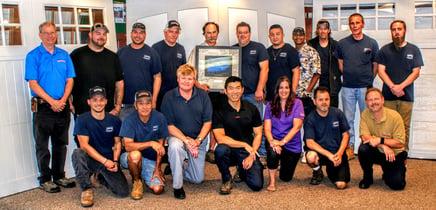 Overhead Door Company of Central Jersey Team
