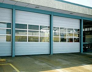 Commercial Doors Installed By Overhead Door Company Of