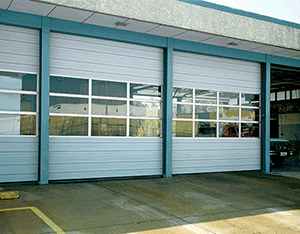 Commercial Sectional Door