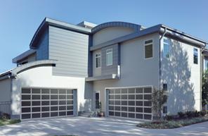 Garage Door Contemporary