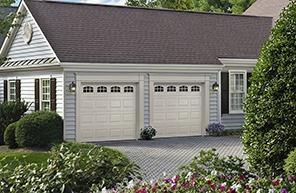 Garage Door Traditional Steel
