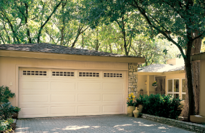 Garage Door Traditional Steel