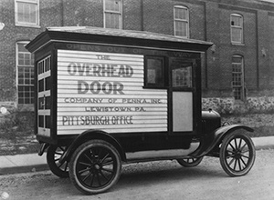 Overhead Door Corporation History