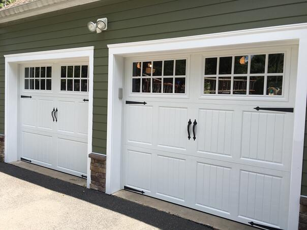 History Of The Garage Door In The Central Jersey Region