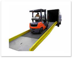 Portable Ramps Mobile Yard Ramps in New Jersey