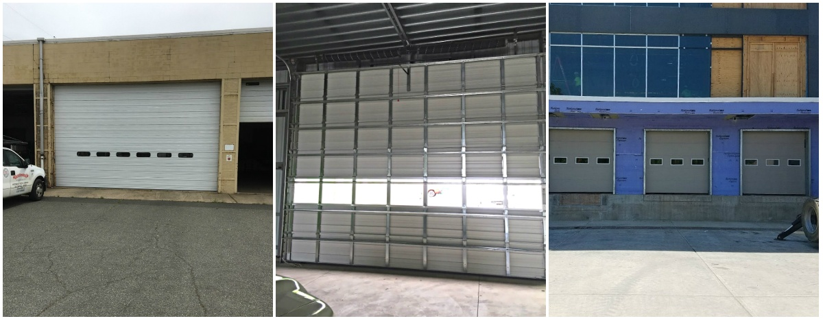 Renovation & Remodel Experts in Commercial & Residential; Warehouse commercial door installation