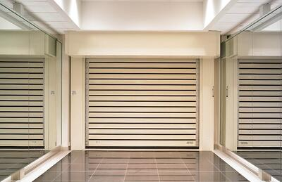 Rytec Spiral® HZ® High-Speed and High-Performance Door NJ and NYC 4-1