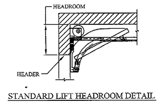 Standard Lift for Overhead Doors