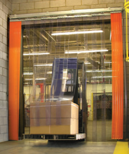 Industrial Strip Doors in New Jersey