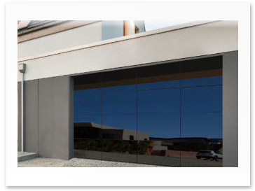 Aluminum Frameless Glass Doors - The Envy™ Collection