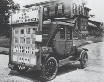 Overhead Door Company - Historic Photo