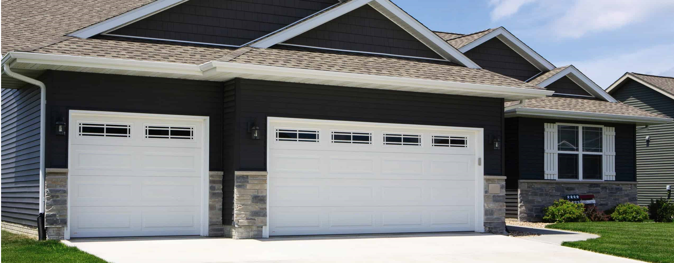 Traditional Residential Garage Doors in NJ