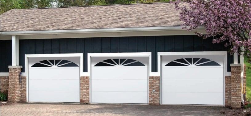 Traditional Wood Doors by Overhead Door Co. of Central Jersey