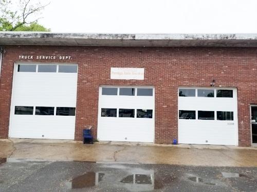 Truck Bay Garage Doors