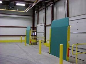 Vertical Storage Dock Levelers in New Jersey