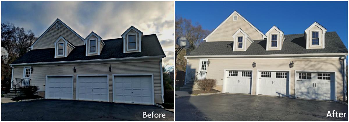 Residential Garage Doors by Overhead Door Company of Central Jersey