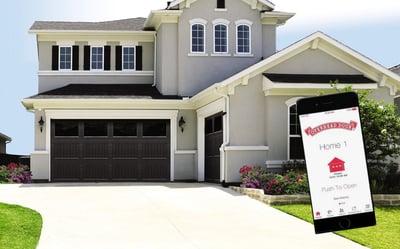 Wireless Garage Door Opener in New Jersey and NYC 1-1
