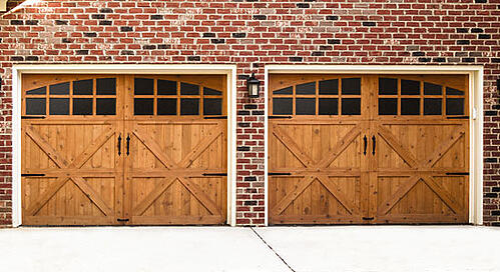 Wood Carriage House Garage Door Wayne Dalton