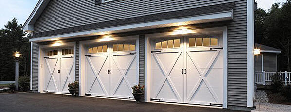 Courtyard Collection® - Residential Garage Doors
