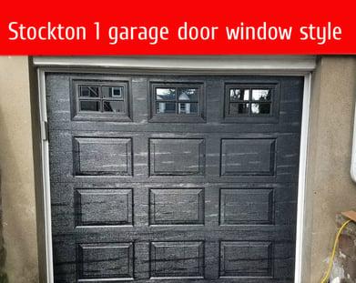 how to pick garage door windows; Stockton 1