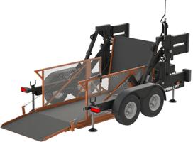Mobile Dock Lift