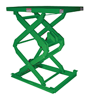 Double Scissor Lift in New Jersey | Central Jersey