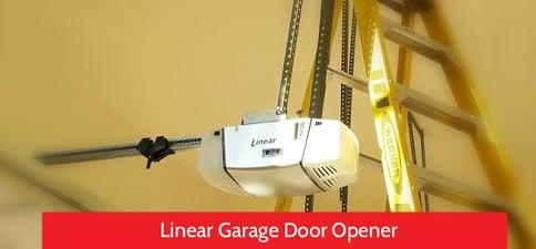linear garage door opener; Overhead Door Company of Central Jersey Garage Door Opener installation