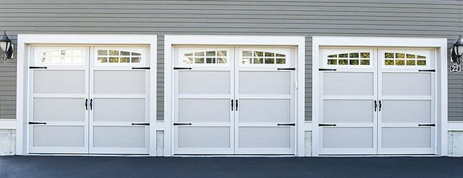Decorative Hardware Makes Your Garage Door Pop