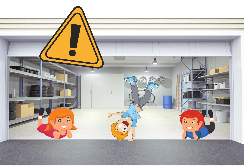Best Garage Door Safety Tips | Garage Door Safety Month