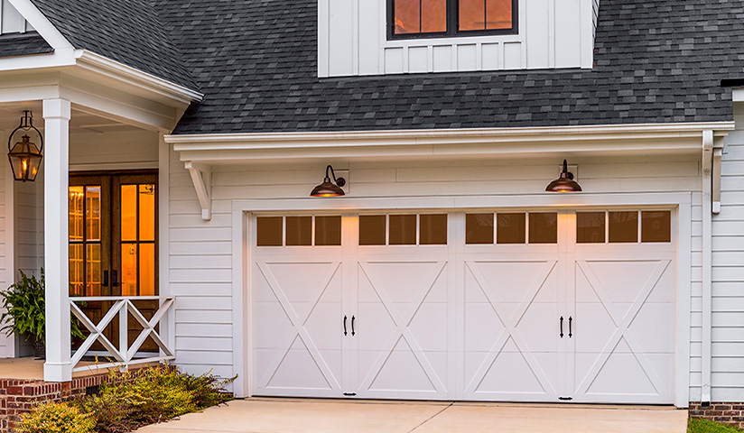 Carriage House Garage Doors That Will Take Your Breath Away in 2021