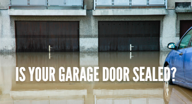 BENEFITS OF REPLACING YOUR GARAGE DOOR SEAL