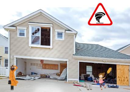 Is Your Garage Door Hurricane Ready? (Hint: Look At Its Label)