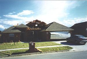 High Winds and your Garage Door