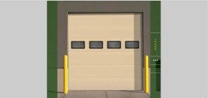 Insulated Commercial Door Options