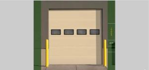 Insulated Commercial Door Options