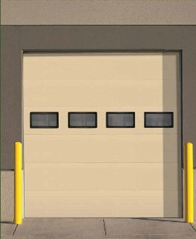 How to Buy a Commercial Overhead Door