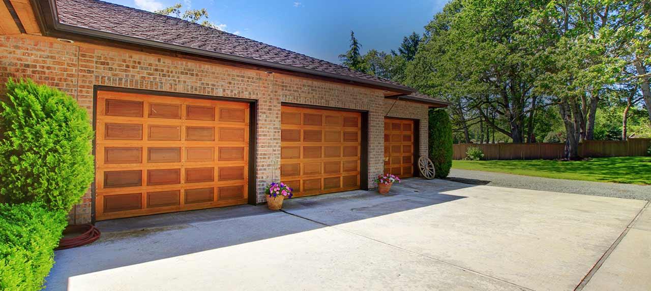Wood Garage Doors NJ