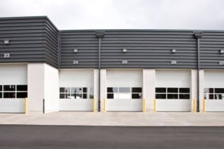 Learn About the Different Types of Commercial Overhead Doors