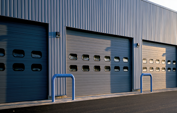 The Different Types of Commercial & Industrial Overhead Doors