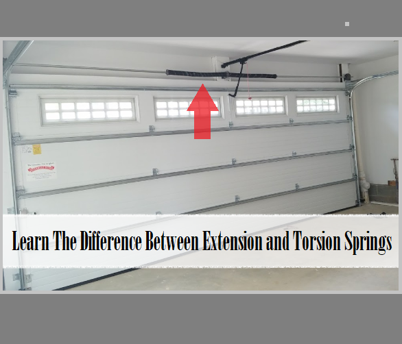 The Difference Between Extension and Torsion Springs